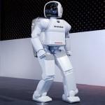 Lopende robot van Honda, ASIMO