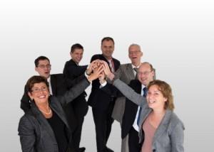 Teamfoto medewerkers ACMO