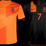 EK Shirt Nederland 2012 (thuis en uit)